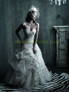 Madameb Bridal Boynton Beach prouds itself for serving brides over the past 30 years. Madame Bridal carries Wedding Dresses, Bridesmaid Dresses, Prom & Quinceanera dresses. Madame Butterfly Bridal makes your dreams come true. #weddingdress #wedding #allurebridals #allure >> Allure Bridals Wedding Dresses --> www.madamebridal.com/bridal_shop/category/index.cfm?cid=286=11