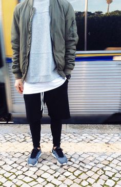 Layering With different shoes