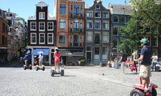Amsterdam: 90-Min. Segway-Tour für 1 oder 2 Personen    AB  24,99 €