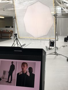 We take you behind the scenes of our AW16 lookbook shoot, stay tuned to see the final images. #photography #studio #menswear #aw16 #mensfashion