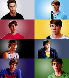 Blake Jenner♥ aka Ryder Lynn from Glee :) Glee Season 4, Big Bang Theory Quotes, Blake Jenner, Glee Cast, Marley Rose, Handsome Actors, Celebrity Hairstyles, Hollywood Stars
