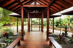 Image result for spa entrance design
