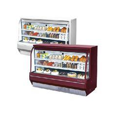Gabinetes para Deli Refrigerados (123 cm) - High Profile/ Deli Cabinets (123 cm) - High Profile