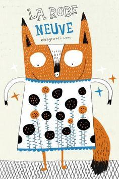 la robe neuve • the new dress