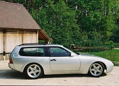 Porsche 944 Shooting Brake
