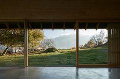muurvullende ruiten - Bearth & Deplazes Architekten, Andreas Graber, Ralph Feiner · House Schneller Bader