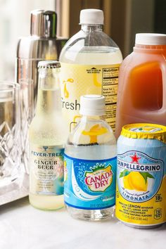 Just Add Booze: Stock These 5 Mixers for Quick & Easy Cocktails