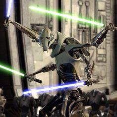 #SpotlightOfTheWeek - General Grievous: Commander of the Droid Army #StarWars