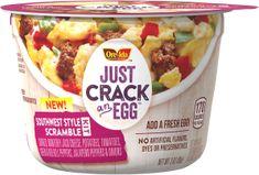 Just Crack an Egg Southwest Style Scramble Kit Breakfast Bowls