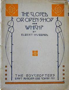 Roycroft Press book cover