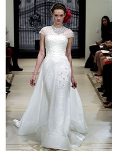 Reem+Acra+Reem+Acra+Glamour+Pearl+Collection+Size+2