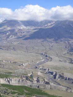 Mount St. Helens, Washington State