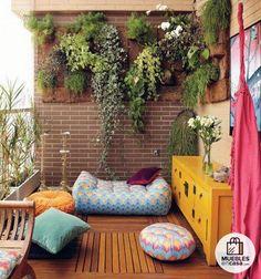 decorar un balcón o terraza pequeña-13