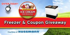 Mommytasking: Enter to win a glass top freezer or free ice cream...