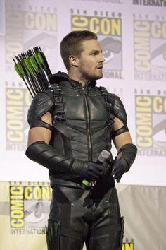 Stephen #Arrow #GreenArrow #SDCC2015