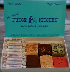 The Original Fudge Kitchen - Fresh Hand Whipped Fudge, Chocolate, Salt Water Taffy and More!