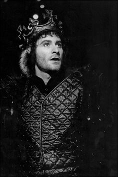 Kevin Kline in Richard III, 1983  The Delacorte, NY--wish I could have seen this!