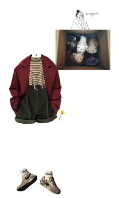 """""""mass confusion"""" by jaxdm ❤ liked on Polyvore featuring Børn and Topshop"""