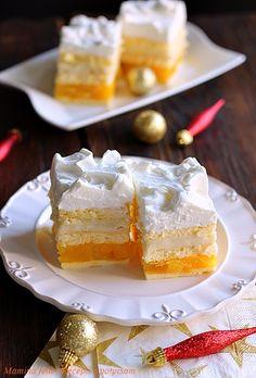 Mamina jela: Voćni krem kolač