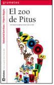 """""""El zoo de Pitus""""    El Zoo de Pitus es un canto a la amistad, a la colaboración, a la fe y al entusiasmo, a través de la acción de un grupo de chavales del barrio de Pitus, que monta un auténtico zoo (con tigre incluido) para que el amigo enfermo se pueda pagar el tratamiento en Suiza."""