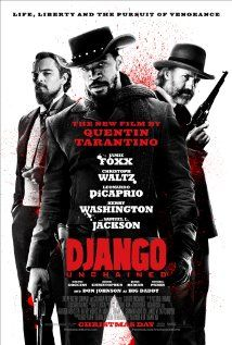 Django Unchained was filmed around New Orleans, LA!  Do you recognize the areas?
