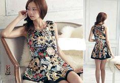 Medium Retro Dress  - $22