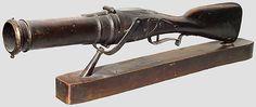 истории Истории : Необычные образцы оружия. Ручная мортирка