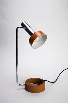 Rico Baltensweiler, Task Lamp, 1951.