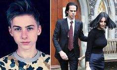 Musician Nick Cave and wife Susie arrive for son Arthur's inquest
