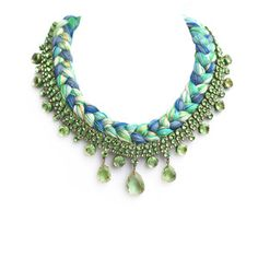 Barcelona Necklace I, 239€, now featured on Fab.
