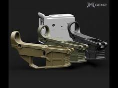 James Madison Tactical 80% AR-15 Gen 2 & Gen 1  Lower Receiver Comparison & Review - http://fotar15.com/james-madison-tactical-80-ar-15-gen-2-gen-1-lower-receiver-comparison-review/