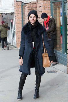 They Are Wearing: Sundance Film Festival - Slideshow - WWD.com