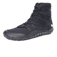 edac07a4a86cc You will love this easy on off minimalist boot with a zero drop heel and  Vibram sole with cleats for extra grip
