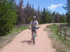 Medicine Bow Trail - trailsnet.com