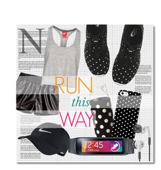 """Sunday run..."" by clovers-mind on Polyvore"