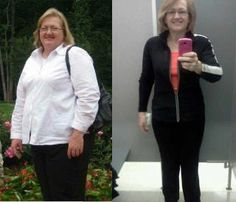 Congratulations Dianne 95 pounds gone forever!