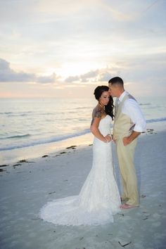 http://www.simpleweddingsflorida.com/ #beachweddings #floridabeachweddings Visit St. Pete/Clearwater #simpleweddingsflorida