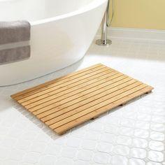 Curved Bath Mat Black Bathroom Decor Pinterest Bath Mat And Bath - Curved bath mat for bathroom decorating ideas