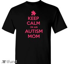 Check out Limited Edition Autism Support T-shirt fundraiser t-shirt. Buy one & share it to help support the campaign!