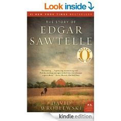 The Story of Edgar Sawtelle by David Wroblewski.  Born mute, speaking only in sign, Edgar Sawtelle leads an idyllic life with his parents on their farm in remote northern Wisconsin. For generations, the Sawtelles have raised and trained a fictional breed of dog...a great read, but I didn't like the author's ending.