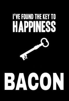 bacon ...