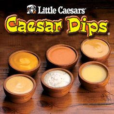 CAESAR DIPS Menu Items, Dips, Bbq, Pizza, Tasty, Vegetables, View Source, Food, Image