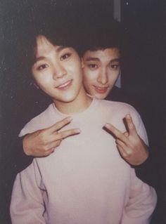 Awwwwie Seungkwan & DK