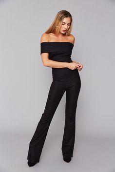 8868ad222984 Sinatra Jumpsuit - Black