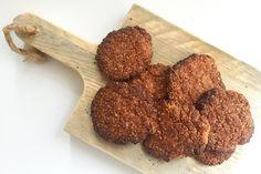 Peanut butter chia cookies || à la Rens Kroes