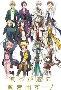 Anunciado reparto adicional del Anime TsukiUta. The Animation al aire en Julio.