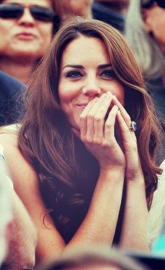 Kate at the Olympics in London, 2012. Kate Middleton, Duchess of Cambridge, Duchess Catherine