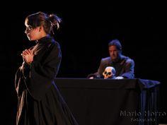 Aula de Teatro da Universidade da Coruña: A burla do galo @ Teatro Principal - Ourense escea escena teatro miteu Vidal Bolaño