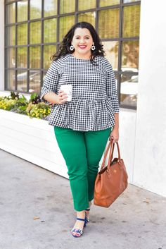 Plus size photos, plus size fashion and plus size tips Casual Work Outfits, Business Casual Outfits, Curvy Outfits, Work Casual, Plus Size Outfits, Plus Size Dress Clothes, Plus Size Spring Work Outfits, Plus Size Business Attire, Plus Size Fashion For Women