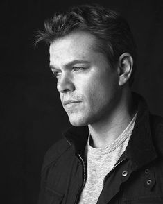 Matt Damon for The Martian